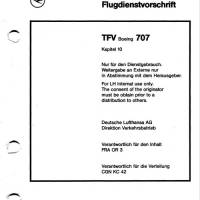 Lufthansa-TFV