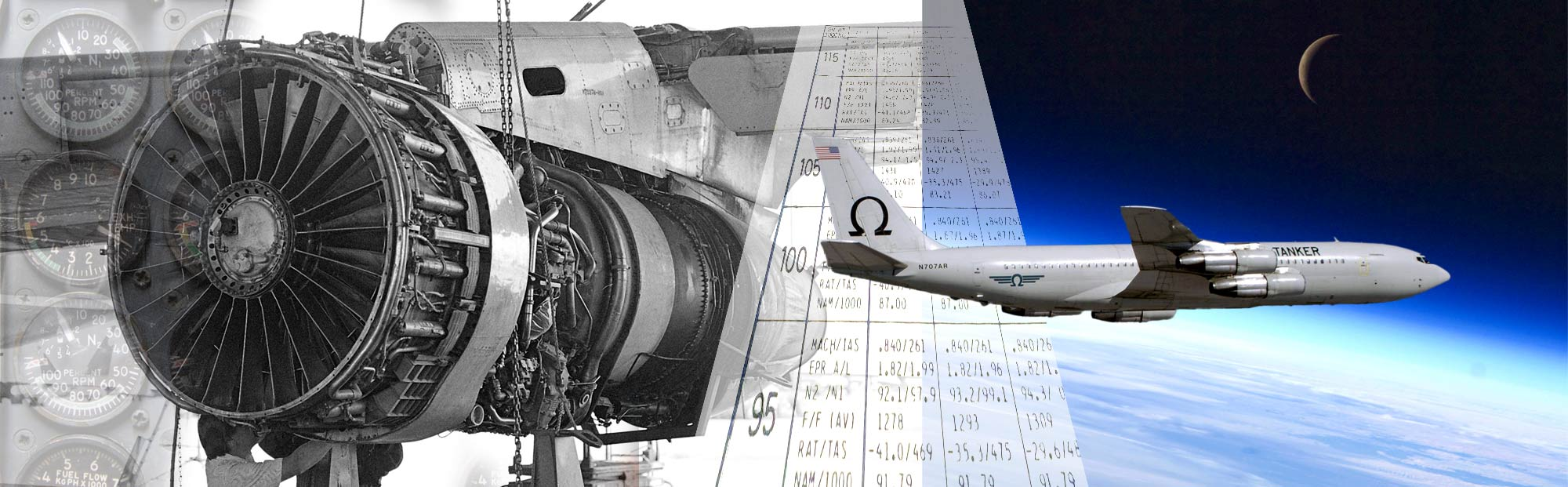 JT3D engine and B707 system information needed