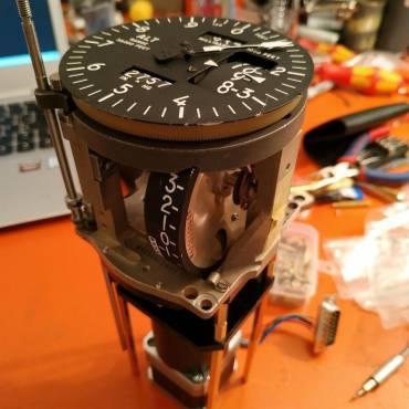 Kollsman Drum-Type Altimeter